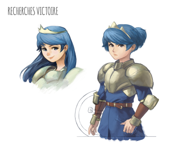 Des recherches pour le protagoniste, Victoire
