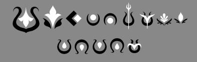 Recherches symboles