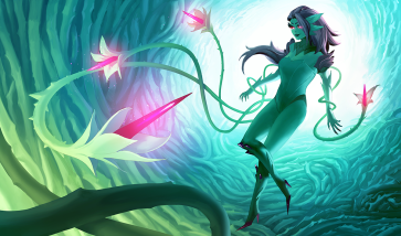 League of Legends : Zyra
